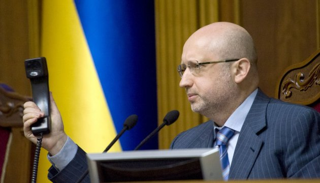 Turchynov says Russia intensified cybercrime and cyber-espionage activities against Ukraine