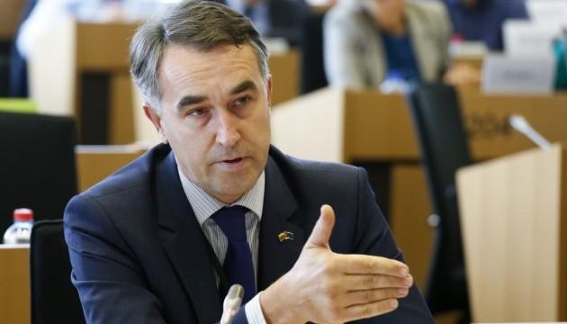 Європарламентарій пропонує розгорнути в Україні безпекову місію ЄС
