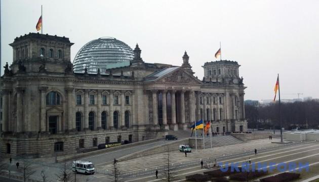Німеччина засудила будівництво Росією