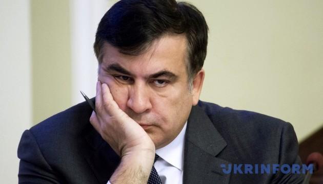 Саакашвили потерял законные основания для пребывания в Украине — МИД