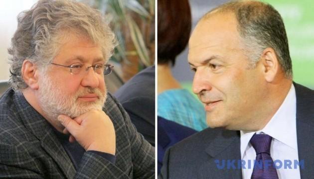 Юристи Пінчука у Лондоні звинуватили Коломойського у причетності до серії вбивств - Telegraph
