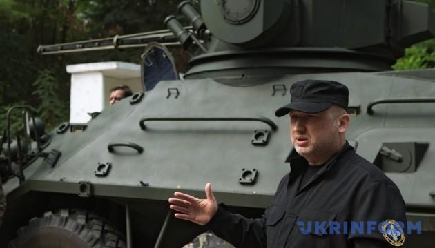 Турчинов відвідав найгарячішу точку АТО