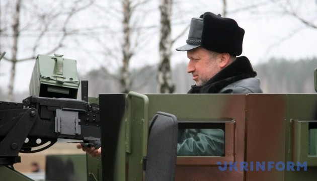 Russia simulates use of nuclear weapons in Syria - Turchynov