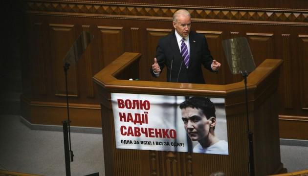 Biden: USA werden nie illegale Annexion der Krim akzeptieren