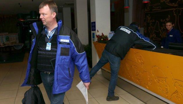 Донбас: спостерігачі ОБСЄ наражалися на небезпеку 183 рази - Хуг