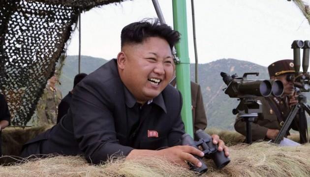 В КНДР заявили, что готовы запустить баллистическую ракету «с любого места»