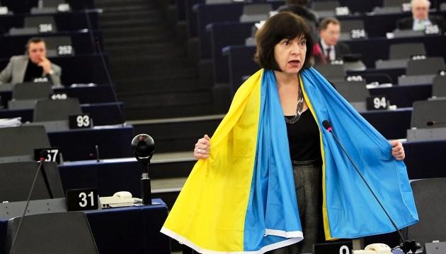 Евродепутат Хармс едет в Украину на годовщину Революции Достоинства