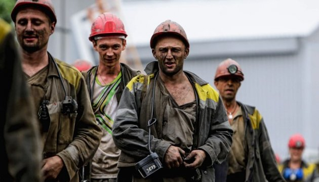 Coal miners of Lviv region planning to hold pickets