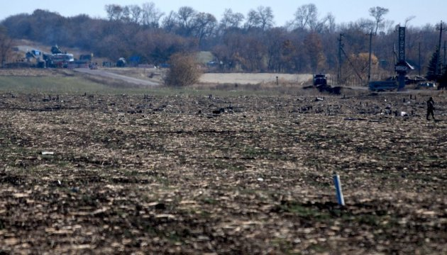 Sappers cleared mines from 9.5 ha in ATO zone for a week – Defense Ministry