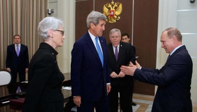 Держдеп: Керрі полетить до Путіна говорити про Україну й Сирію