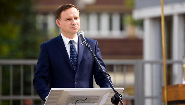 Дуда: Вже складно пояснити передачу розслідування Смоленської катастрофи РФ