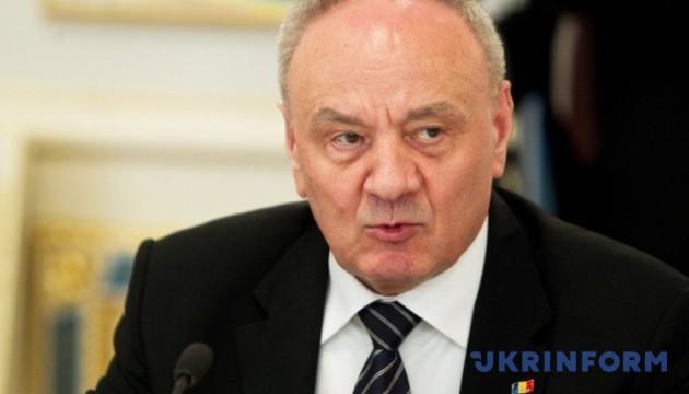 У Молдові вже заговорили й про відставку президента