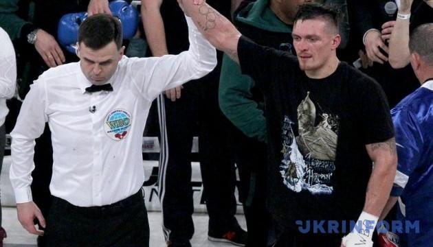 Klitschko ist sicher, dass Usyk in 2016 der Weltmeister wird