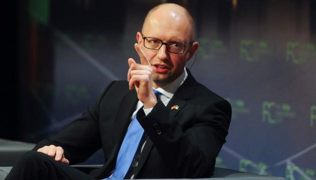 Яценюк визнав, що уряд зробив багато помилок