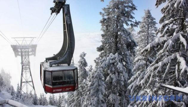 В Італії відкрили для туристів гірськолижні підйомники