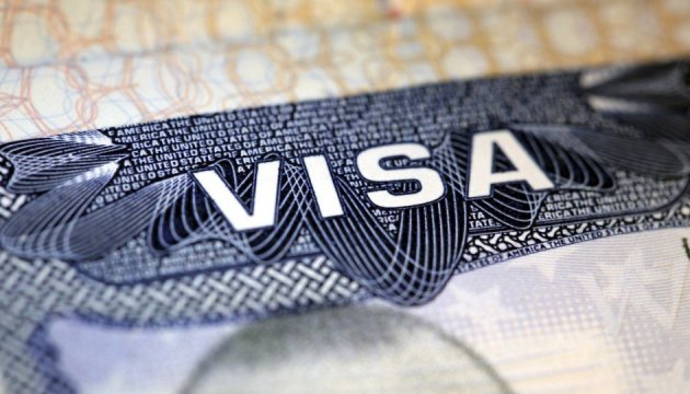USA issued more visas to Ukrainians in 2015 - MFA of Ukraine