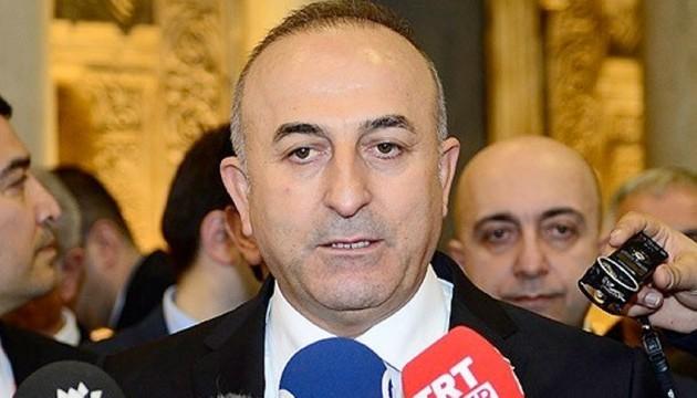 Анкара призывает немедленно прекратить огонь в Сирии