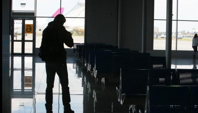 Flughafen Kiew-Schuljany streicht Flüge wegen Unwetter