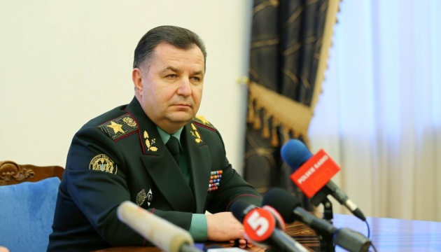 Ukraine's Defense Minister meets with NATO, Pentagon chiefs in Brussels
