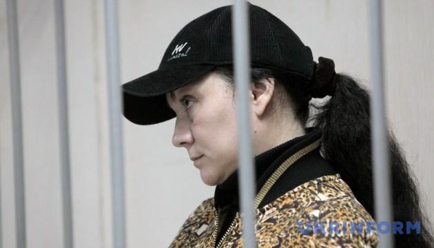 """Осужденная в Украине террористка """"Тереза"""" отказалась просить Путина об обмене"""