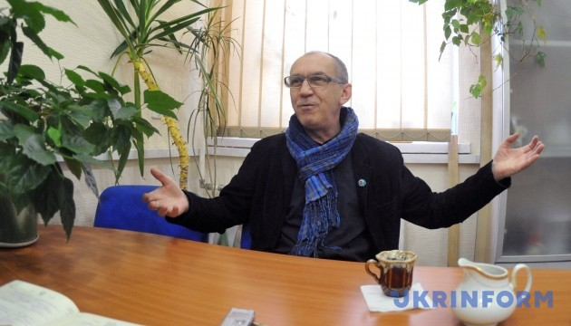Ірванець презентував у Житомирі