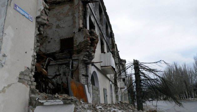 Les combattants pro-russes tirent sur le village de Myronivske : des infrastructures endommagées