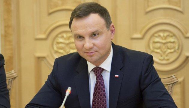 Тіллерсон і Дуда згодні з необхідністю збереження санкцій проти Росії