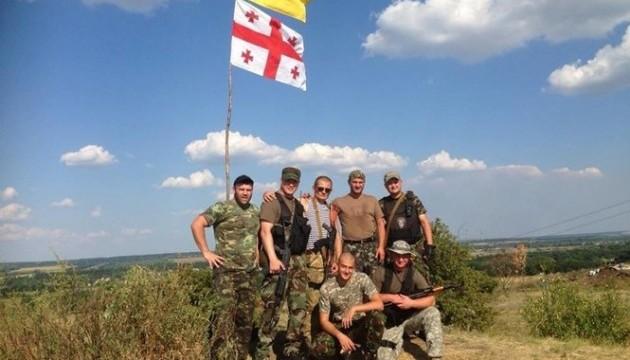 Грузинский легион вошел в состав ВСУ