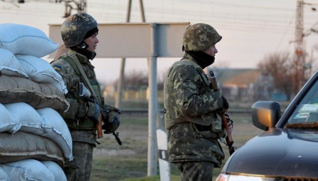 Situation at boundary line with Crimea remains tense