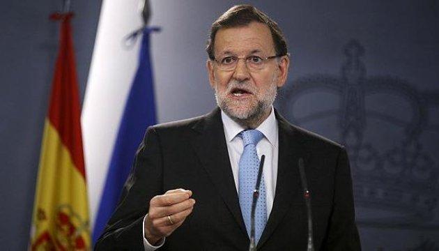 Іспанський прем'єр вчетверте став лідером Народної партії
