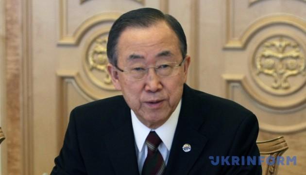 Пан Гі Мун – лідер рейтингу кандидатів у президенти Південної Кореї