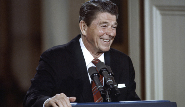 Atlantic Council: Zelensky can learn from Reagan's example