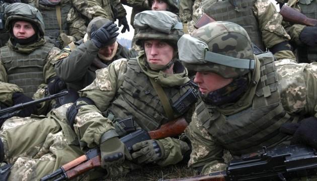 В Генштабе сказали, кто из военных не может расторгнуть контракт
