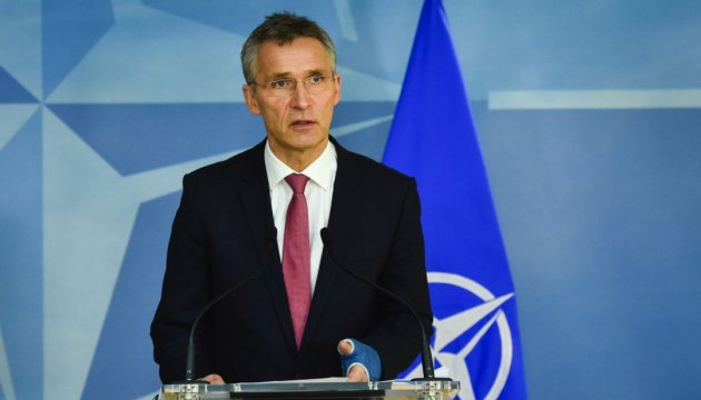 Stoltenberg: NATO supports creation of road map for implementing Minsk Agreements