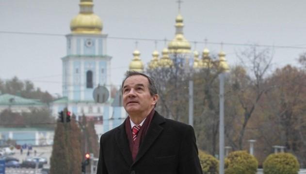 Мішель Терещенко переїжджає до Києва