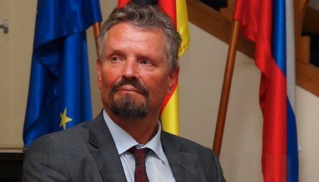 Уполномоченный правительства ФРГ выступает против дебатов относительно статуса Крыма