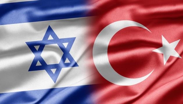 Туреччина попросила посла Ізраїлю тимчасово залишити країну