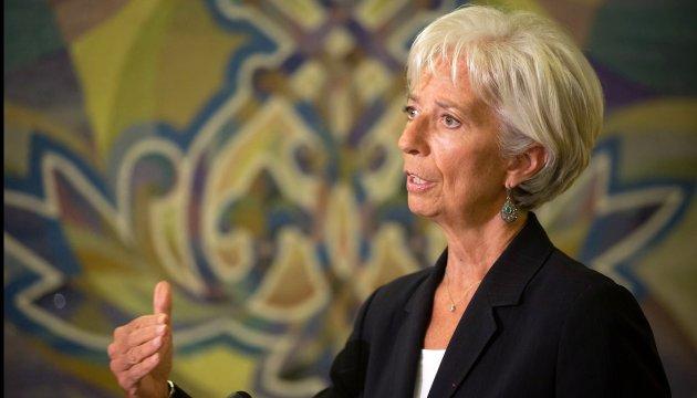 Відставка Абромавичуса викликає занепокоєння у МВФ - Лагард