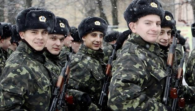 Призовна кампанія: в армію прийшли понад 12 тисяч новобранців