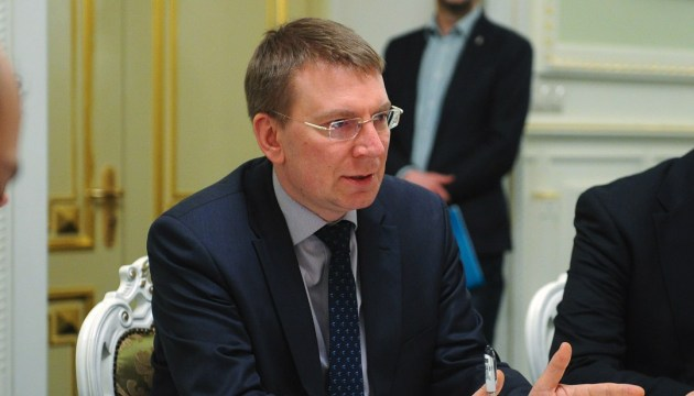 Financial package for supporting reforms in Ukraine should be preserved – Latvian Foreign Minister