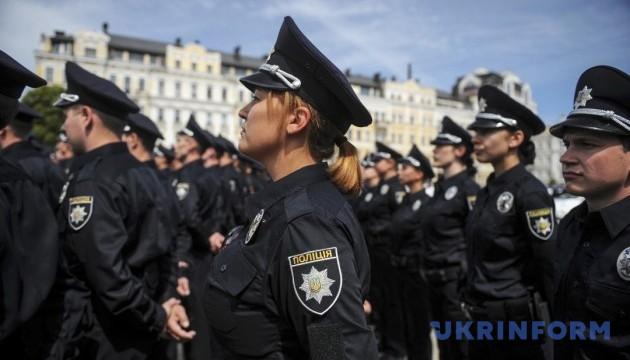 На вулиці Києва завтра додатково вийдуть близько 2000 копів і військових