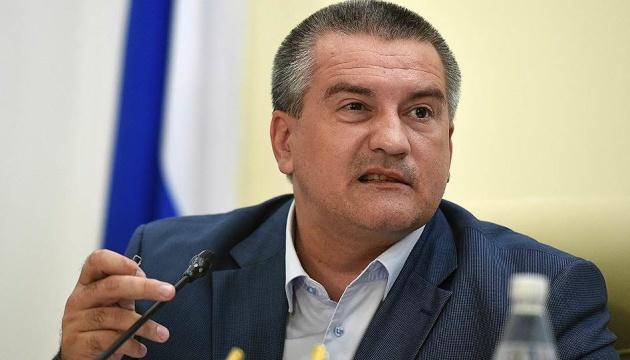 Аксенов признался, что захватом Крыма руководил лично Путин