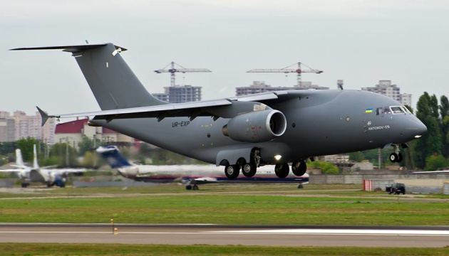 Mass production of An-178s will increase number of jobs by 10-15% - Ukraviaprom
