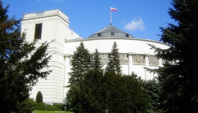 Сейм Польщі закликає режим Лукашенка негайно звільнити політв'язнів