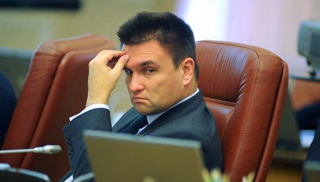 Клімкін вважає збройну місію на Донбасі викликом для ОБСЄ