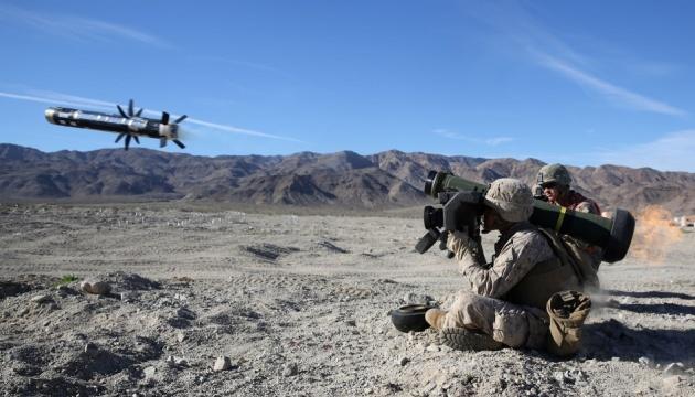 Штати передали курдам ракети Javelin - ЗМІ