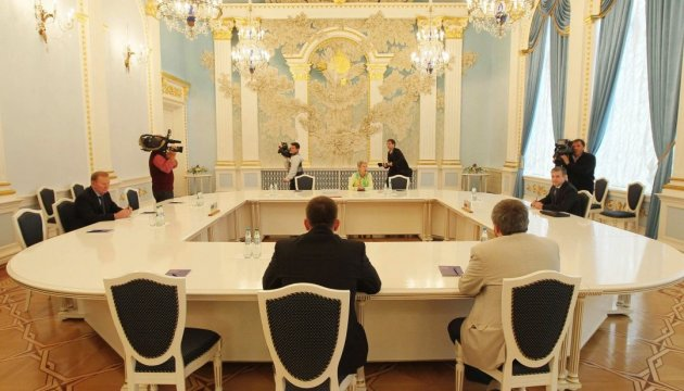 Contact Group in Minsk again discusses release of hostages and withdrawal of troops
