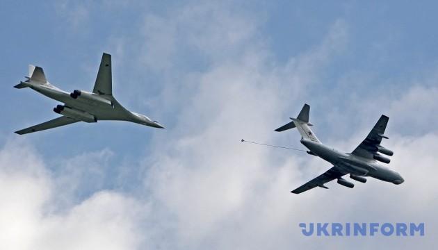 Британія та Франція підняли винищувачі на перехоплення військових літаків РФ