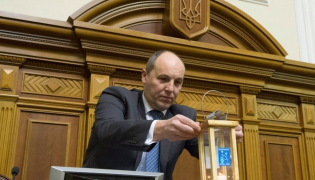 Parubiy: Snap parliamentary elections will halt the country for 8-9 months