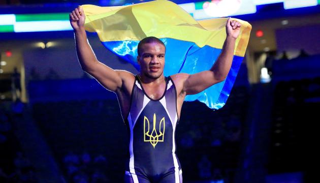 Ukraine's Beleniuk wins Greco-Roman silver at Rio Olympics